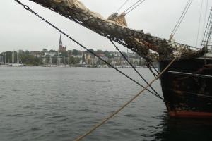 Historistiske skibe i Flensborg