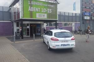 Røveri mod Danske Bank i Tarup Center(1)