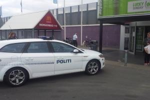 Røveri mod Danske Bank i Tarup Center