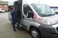 Mobil klinik til misbrugere