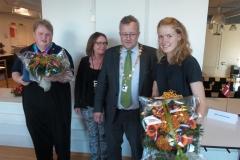 Assens fejrer guldmedalje-vindere