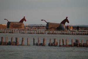 Trojanske heste i Blåvand
