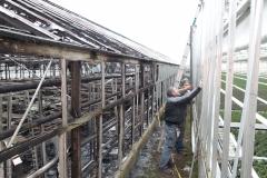 Voldsom brand på gartneri(1)
