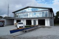 Odense Roklub genopbygget efter branden