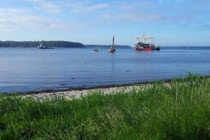 Søkabel mellem Fyn og Jylland