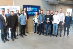 Odense Robotics StartUp Hub har i dag optaget to nyopstartede robotvirksomheder, der skal gøres klar til at producere robotter.