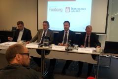 Sparekassen Sjælland vil købe Sparekassen Faaborg(1)