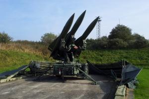 HAWK-missiler på Stevns