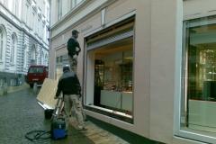 Indbrud i butikker i Svendborg