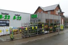 Kiwi-supermarked i Vissenbjerg