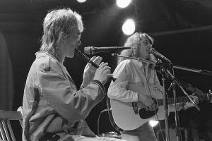 Tri Jann på Roskilde Festival 1984
