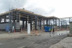 Lindø bygger nye produktionshaller