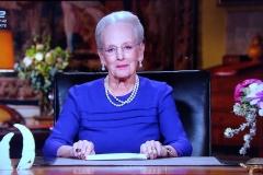 Dronningens nytårstale på TV2