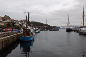 Gammel Havn i Middelfart