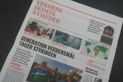 Der blev delt gode nyheder ud fredag morgen i Odense