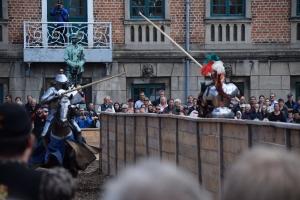 Ridderturnering i Nyborg