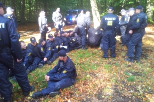 Fyns Politi øver sig(1)