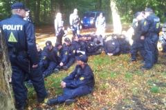 Fyns Politi øver sig(2)