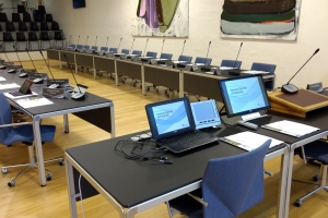 Første byrådsmøde i Assens efter valget