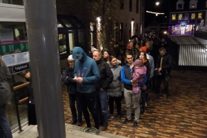 Teknisk nedbrud forsinkede valget i Odense