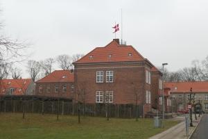 Flag på halv efter terror mod Krudttønden