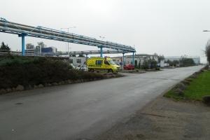 Ulykke på Nord - kommunekemi