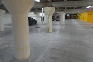Parkeringskælder under Thomas B. Thrigesgade