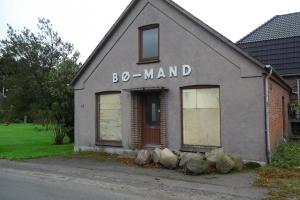 Købmand - Bø-mand