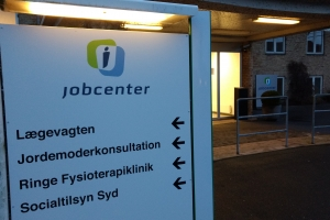 Jobcentre Faaborg-Midtfyn, Lindevej, Ringe