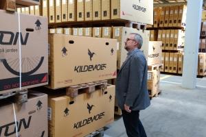 Cykelfabrikanten Kildemoes i Nørre Lyndelse har natten til fredag været udsat for endnu et tyveri.