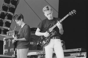 Nwe Order på Roskilde Festival 1984