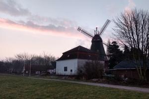 20. februar 2018: Lumby Mølle. Foto: Ole Holbech