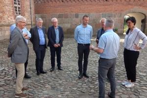 16. maj 2018: De fire sydfynske kommuner satte onsdag officielt gang i den proces, der skal få Det Sydfynske Øhav til at blive en Unesco Geopark.