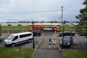 Sporvogne i New Orleans