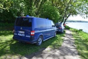 Svendborgsundbroen, Politi