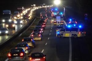 Trafikuheld på Fynske Motorvej
