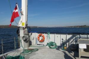 Aurora er Aarhus Universitets topmoderne og multifunktionelle forskningsskib